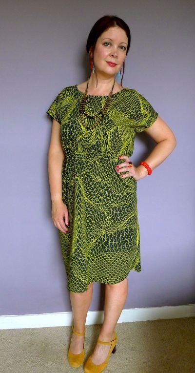 April Rhodes' Staple Dress