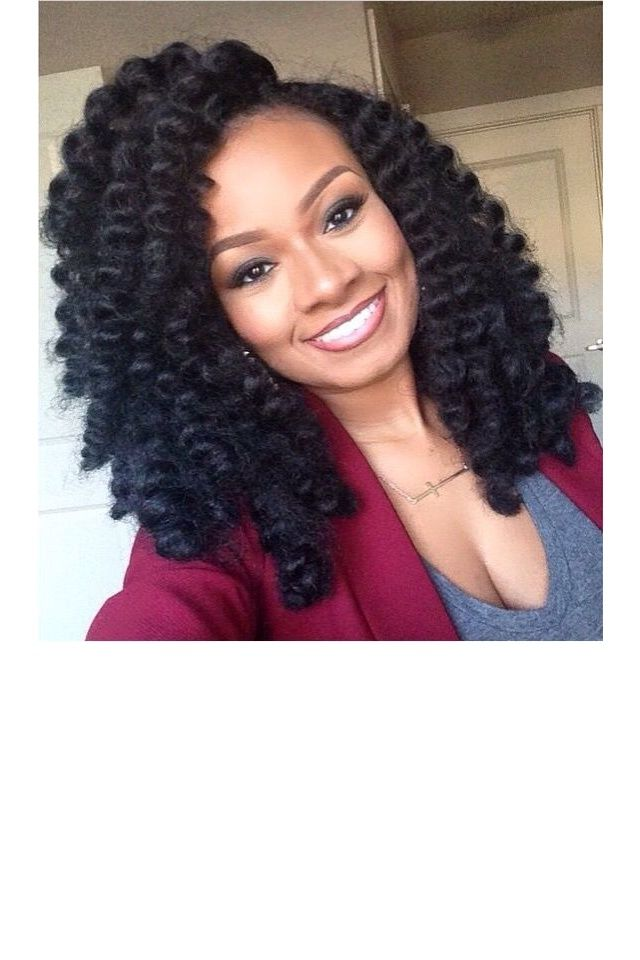 1000 id es sur le th me curly crochet braids sur pinterest tresses au crochet afro et tresses. Black Bedroom Furniture Sets. Home Design Ideas