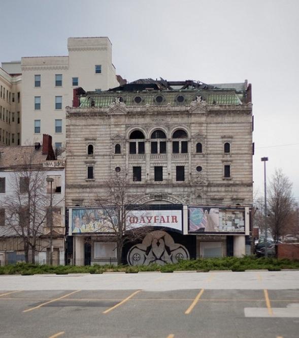 Abandoned. Baltimore, Maryland
