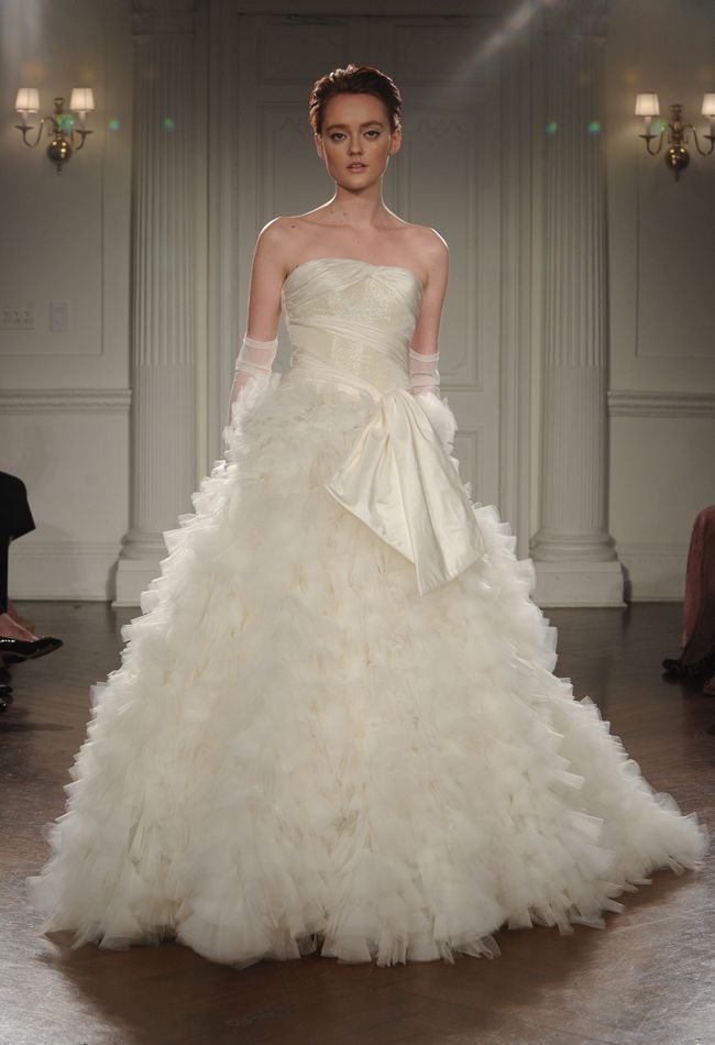 Peter langner spring summer 2015 wedding dresses and for San diego wedding dresses
