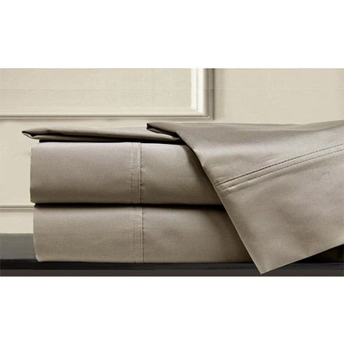 Linen Four-Piece 1000 Thread Count California King Sheet Set - (In No Image Available)