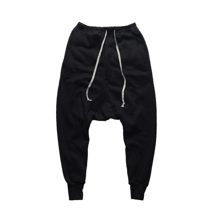 Drop Crotch Jogger pants (Unisex) // Streetwear Fashion // ZARGARA X Babes & Gents // www.zargara.com