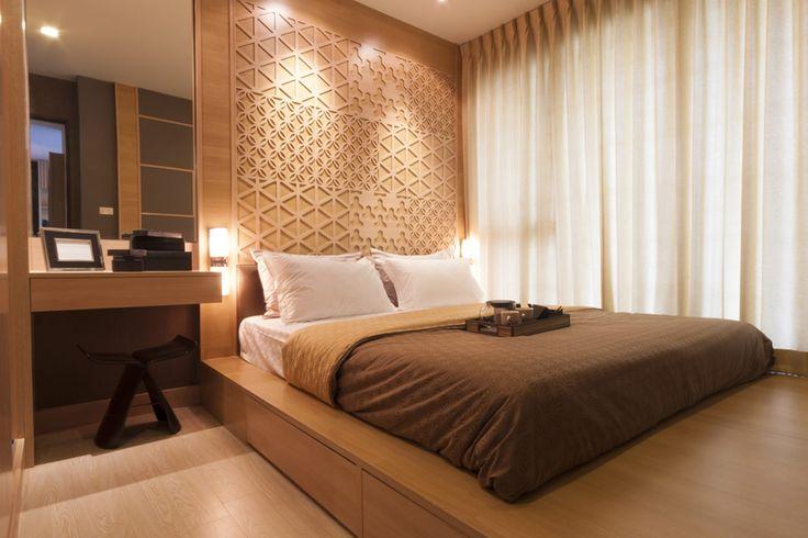 Landelijke slaapkamer met warme kleuren en parket nice pinterest warme kleuren parket en - Warme kleuren kamer ...