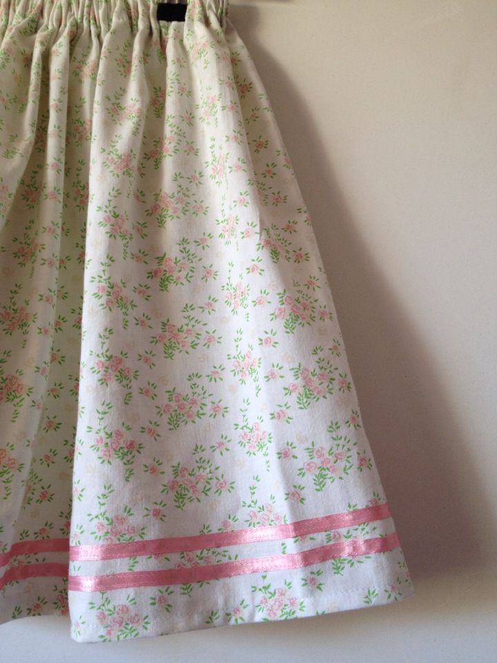 Vintage ribbon skirt by elli & ava