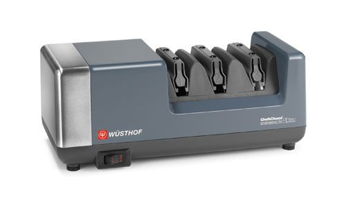 Wusthof Electric Knife Sharpener by Chef's Choice, PEtec | cutleryandmore.com