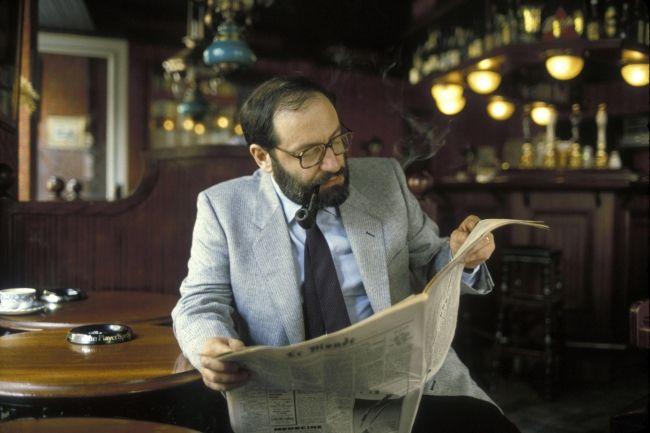 The Irrepressible Lightness of Umberto Eco - The Chronicle of Higher Education