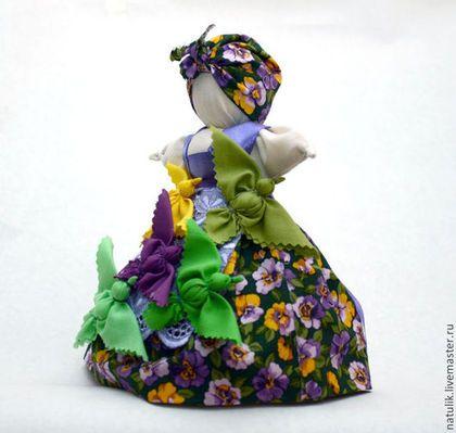 """Народные куклы ручной работы. Ярмарка Мастеров - ручная работа Кукла """"Птица-радость"""". Handmade."""