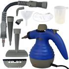 Xtech Electric Handheld Steam Cleaner w/ 6 Attachments & 3 Added Accessories