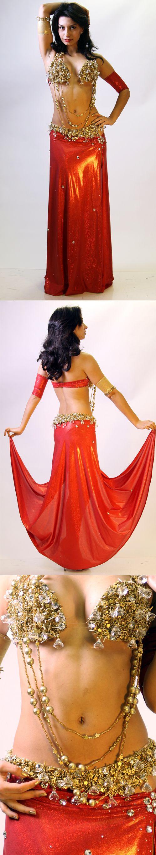 Sahar Okasha Two-Piece Costume (20602)