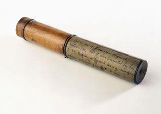 Estetoscopio de René Laënnec (1820)