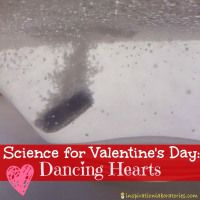 Valentine Candy Science: Candy Heart Reactions » Inspiration Laboratories