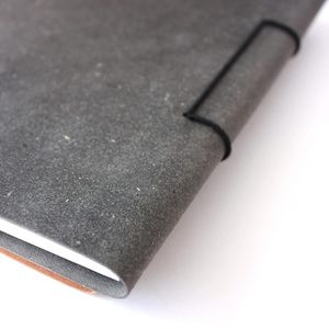 Notebook A5 Grey now featured on Fab.