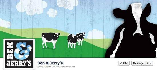 Ben & Jerry's - Cover photo