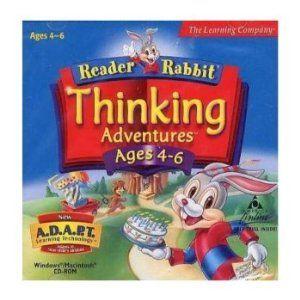 Reader Rabbit Thinking Adventures