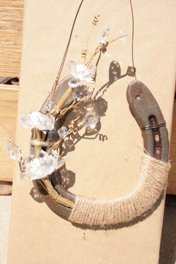 164 Best Images About Horse Shoe Crafts On Pinterest