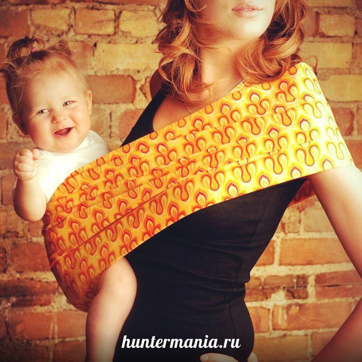 Слинг: вторые руки заботливой мамы