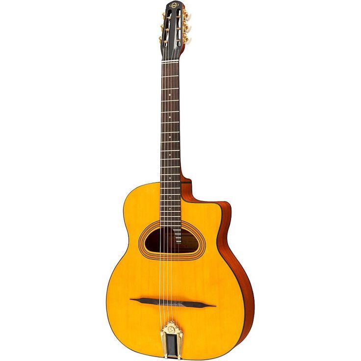 Gitane Cigano Series GJ-15 Gypsy Jazz Guitar Natural