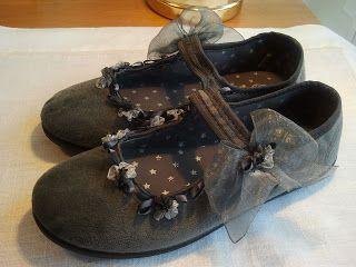 Zapatillas nuevas con