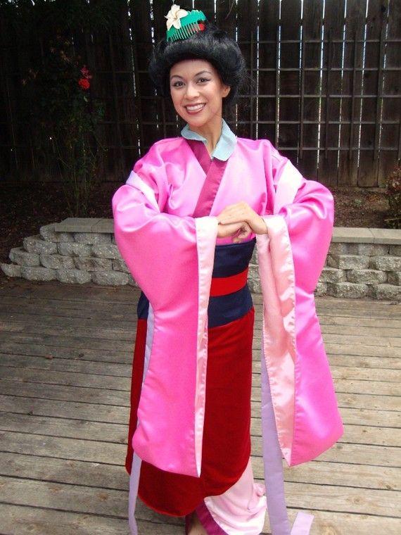Mulan adulte
