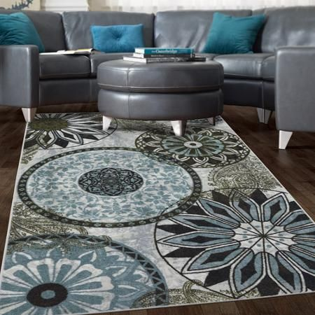 Mohawk Home Inspired India Printed Area Rug From Walmart