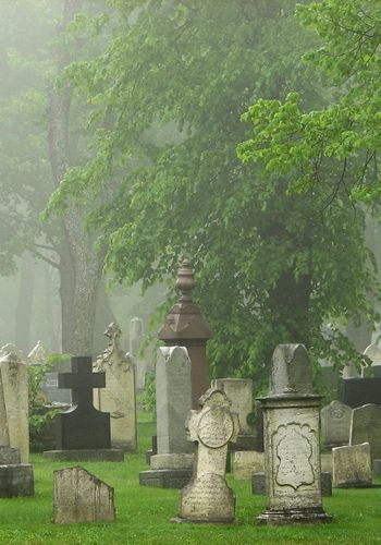 Halifax Cemetery - Nova Scotia