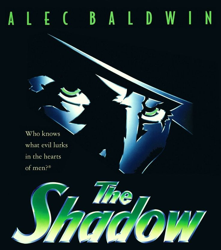 """The Shadow (1994): Based on the 1930's pulp fiction and radio drama series, the film pits the hero against his arch enemy, Shiwan Khan, who plans to take over the world by holding a city ransom using an atom bomb. Using his powers of invisibility and """"The power to cloud men's minds"""", the Shadow comes blazing to the city's rescue with explosive results. Director: Russell Mulcahy. Stars: Alec Baldwin, John Lone, Penelope Ann Miller. ( watch full movie online video streaming )."""