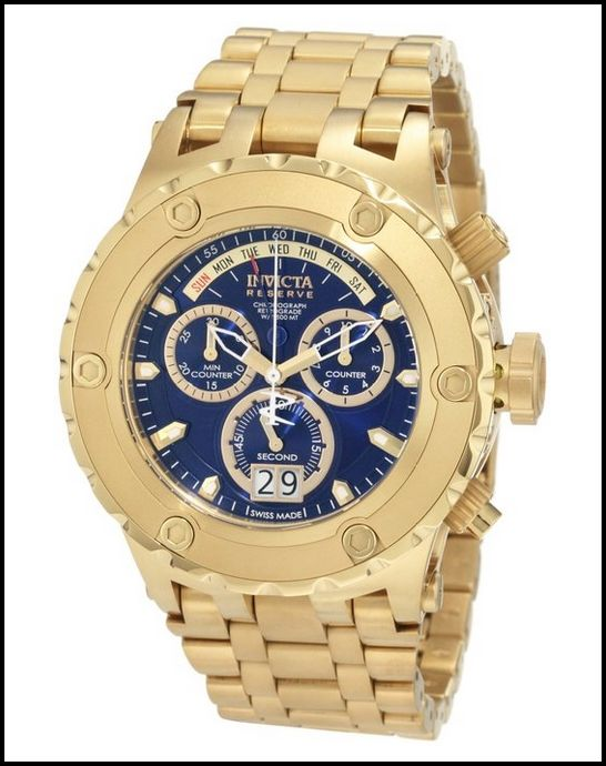 42 best invicta watch images on pinterest men 39 s watches. Black Bedroom Furniture Sets. Home Design Ideas