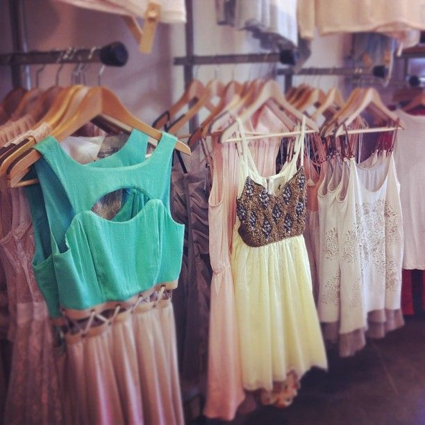 Dress after dress after dress...can I have them all?