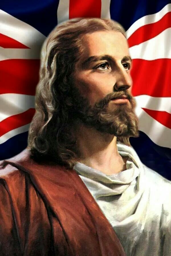 British Jesus