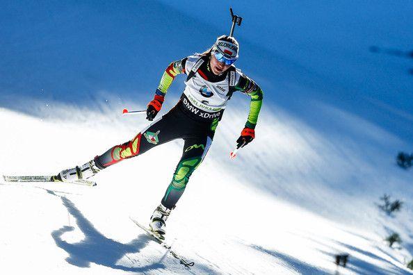 Darya Domracheva Photos: IBU Biathlon World Cup - Men's and Women's Pursuit
