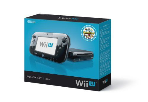 Quick and Easy Gift Ideas from the USA  Nintendo Wii U Console - 32GB Black Deluxe Set http://welikedthis.com/nintendo-wii-u-console-32gb-black-deluxe-set #gifts #giftideas #welikedthisusa