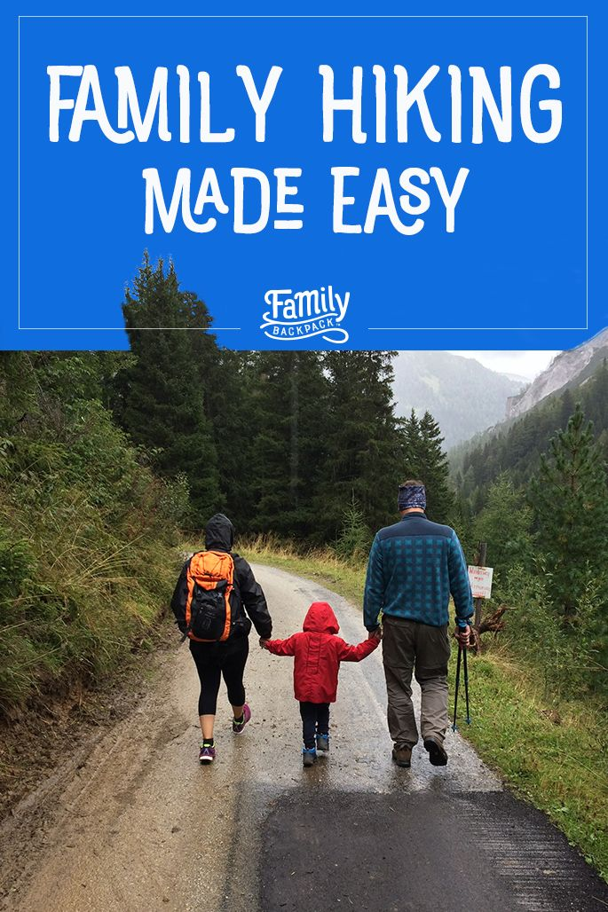 Never say no to #hiking! You'll get to visit a new place, enjoy nature, and most importantly, spend quality time with your #family.