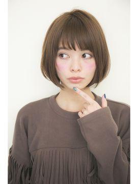 【GARDEN】宮崎えりな 2016人気髪型☆小顔ミディアムボブ - 24時間いつでもWEB予約OK!ヘアスタイル10万点以上掲載!お気に入りの髪型、人気のヘアスタイルを探すならKirei Style[キレイスタイル]で。