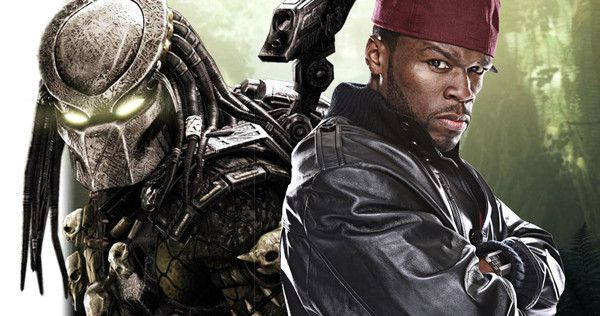 Rapper and actor 50 Cent insists he's ready to fight The Predator, but 20th Century Fox hasn't announced the casting yet