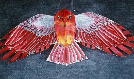 pentecost kites