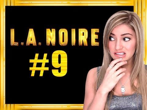 L.A. Noire gameplay - Shoo shoo bandits