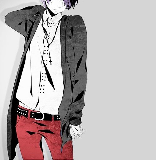 17 Best images about Anime Clothing for Male on Pinterest ...