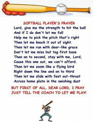 Batter poem   Softball   Pinterest   Poem