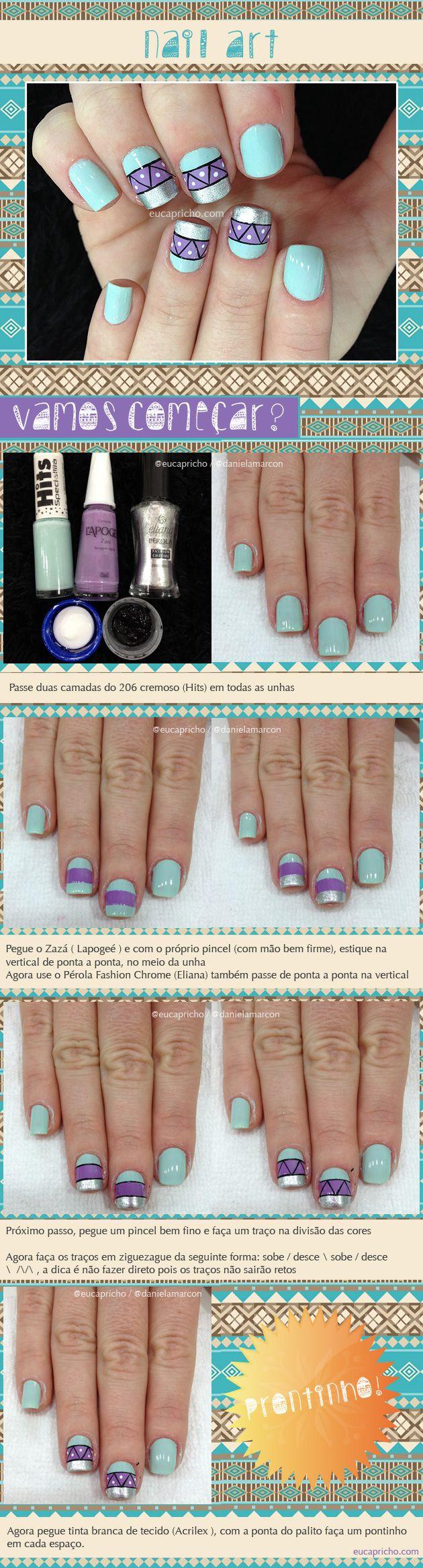 Mejores 72 imágenes de Nail Art en Pinterest | Beautiful, Arte de ...