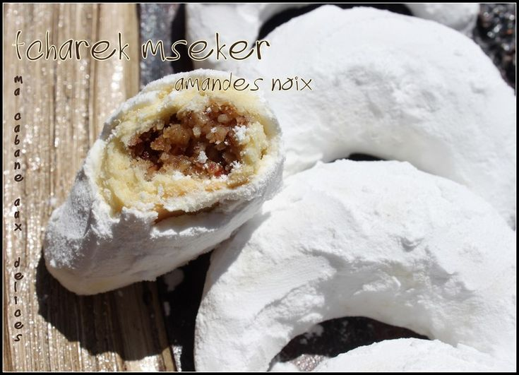 tcharek mseker noix amandes photo 3