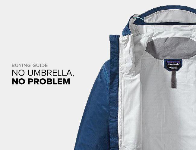 Best Rain Jacket Brands