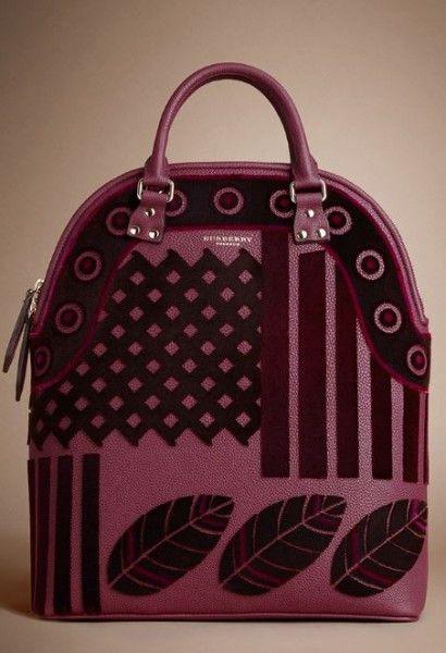 Borse Burberry autunno-inverno 2014-2015 #bags #bag