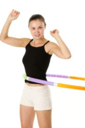 Fitness trend: Hula Hooping