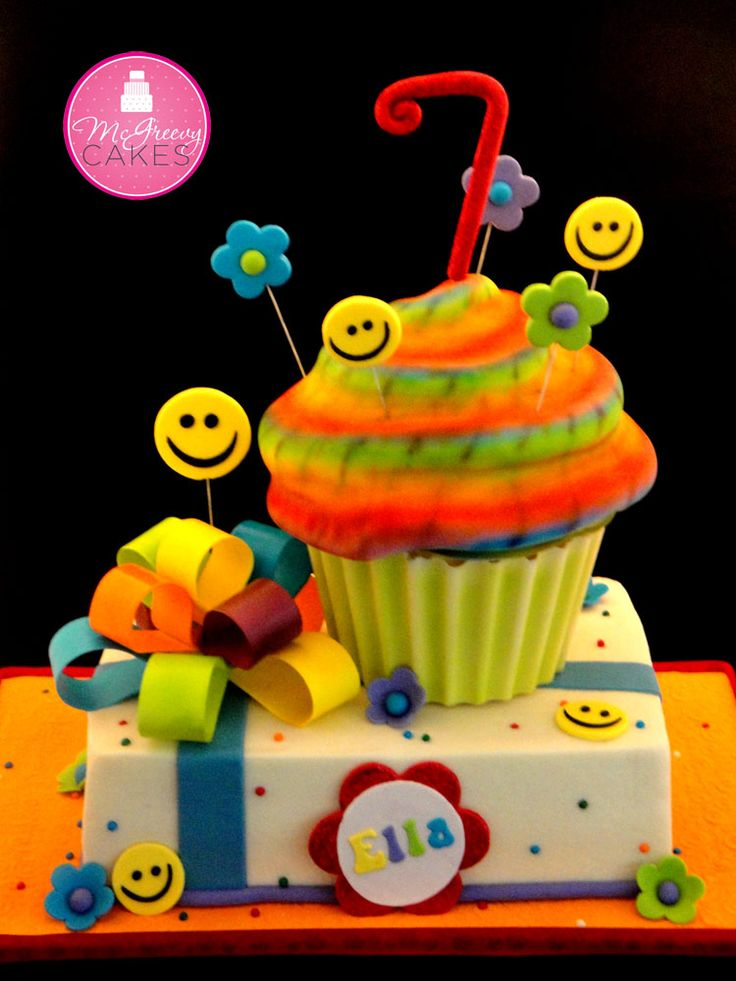 Cake Decorations Tunbridge Wells : 59 best giant cupcakes images on Pinterest Biscuits ...