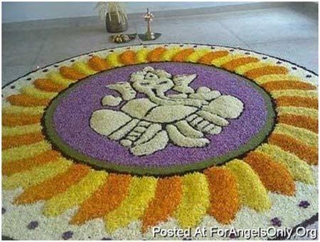 Best Ganesh Rangoli Designs – Our Top 10