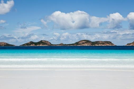 Lucky Bay, Esperance, Western Australia.........it is as beautiful as it looks!