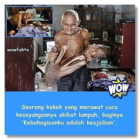 Namanya singkat: Sifa. Kebahagian di masa kecilnya pun singkat. Sangat singkat bahkan. Belum lagi beranjak balita ia lumpuh. Diduga itu akibat polio ditambah kekurangan gizi amat parah. Selama bertahun-tahun ia hanya terbaring di rawat sang kakek Totong Juhana. . .  Tubuh anak yatim piatu yang kedua orangtuanya meninggal ketika ia bayi itu kering-kerontang tinggal tulang berbalut kulit. Sifa tinggal bersama sang kakek di rumah sederhana di Dusun Karang Bawang Desa Cinta Karya Kecamatan…