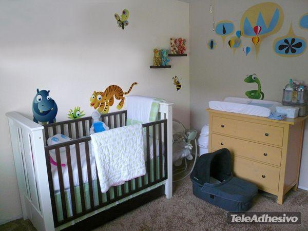 Kinderzimmer Wandtattoo Butterfly