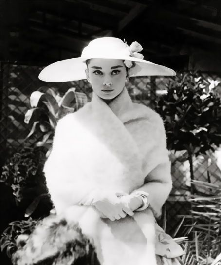 Audrey Hepburn, 1950s  viahollyhocksandtulips