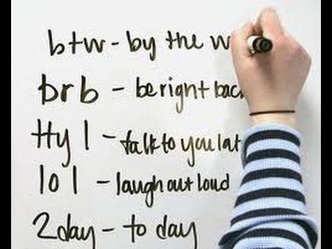 Inglês 02, unidade 01, aula 05, Mensagens de texto #ingles #cursodeingles #textmessages